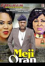 Meji Oran Yoruba movie poster